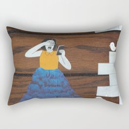 Tweet Tweet Rectangular Pillow