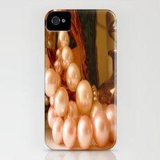 Pearls  Slim Case iPhone (4, 4s)