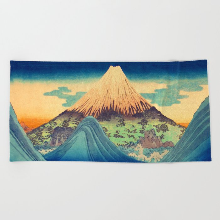 From the Eastern Borders with Love Beach Towel