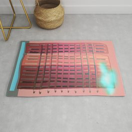 Urban Summer / Loneliness Rug