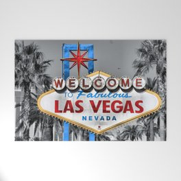 Welcome to Fabulous Las Vegas Welcome Mat