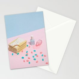 Spilled the Beans Stationery Cards