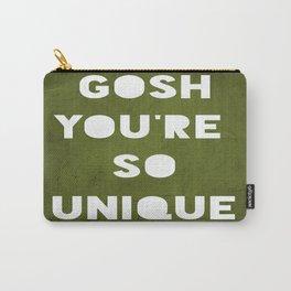 Gosh (Unique) Carry-All Pouch