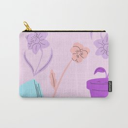 Easter Garden Carry-All Pouch