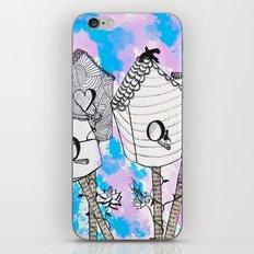 Bird houses  iPhone & iPod Skin