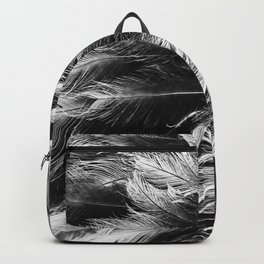 Feathered Backpack
