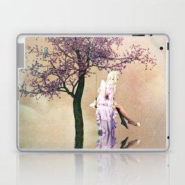 Blossom Angel Laptop & iPad Skin