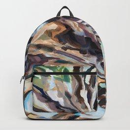 Bathing Grackle Backpack