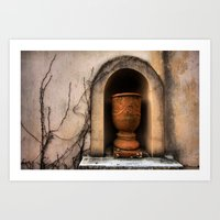 Touch Of Tuscany Art Print