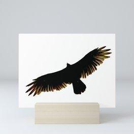 Turkey Vulture Mini Art Print
