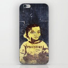 PALESTINE iPhone Skin