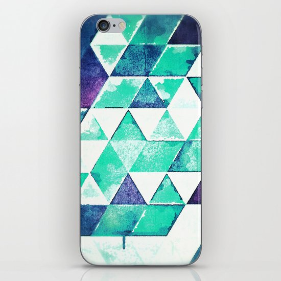 yys blyx iPhone & iPod Skin