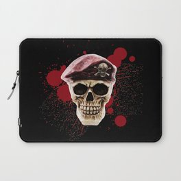 Red beret Laptop Sleeve