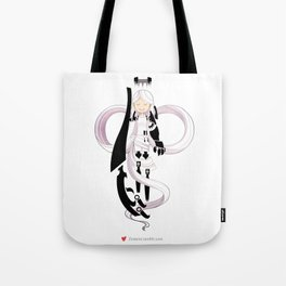 The Gentle Serpent, Ananke Tote Bag