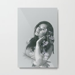 Shree G. Metal Print