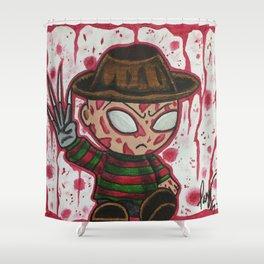 Baby Freddy Shower Curtain
