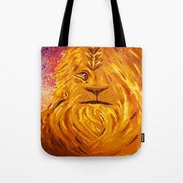 Roarin like a Lion Tote Bag