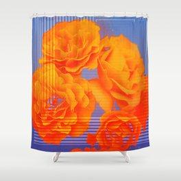 The Glitch Hiatus 01 Shower Curtain