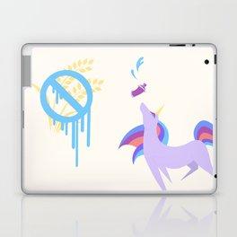 Graffiti Artist Coeliac Unicorn Laptop & iPad Skin