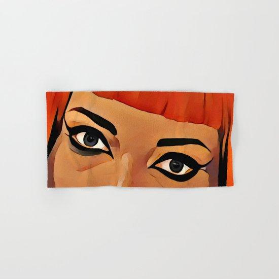 Eyes Hand & Bath Towel