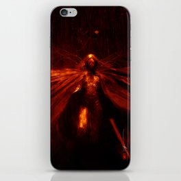 The PreyMan iPhone Skin