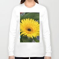 sunshine Long Sleeve T-shirts featuring Sunshine  by IowaShots