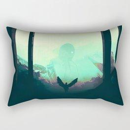 They'll Never Win Rectangular Pillow