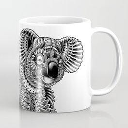 Ornate Koala Coffee Mug