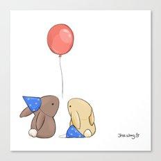 Birthdays Canvas Print