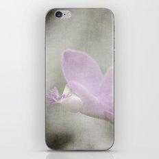 Fringed Polygala iPhone & iPod Skin