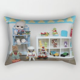 ** Little Boy's bedroom ** Rectangular Pillow
