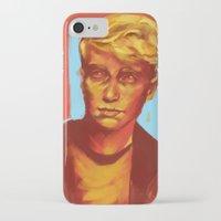 kieren walker iPhone & iPod Cases featuring Kieren Walker by charlotvanh