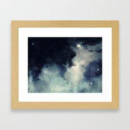 ζ Hydrobius Framed Art Print