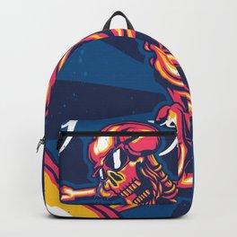 Surf left Backpack