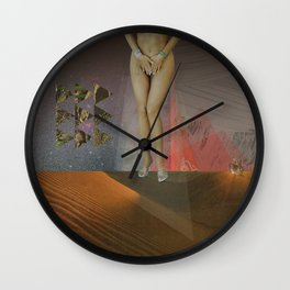 atmosphere 49 · Dead End Wall Clock