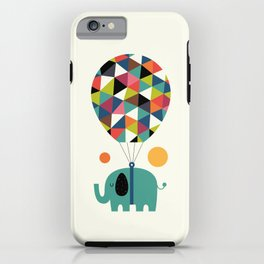 Fly High And Dream Big iPhone Case