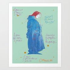 Pardo' Art Print