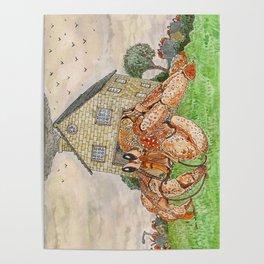 Hermit Apocalypse Poster