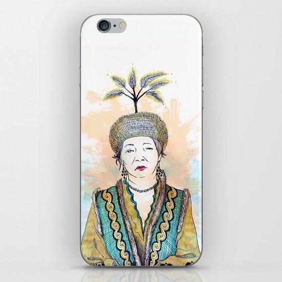 Wisdom iPhone & iPod Skin