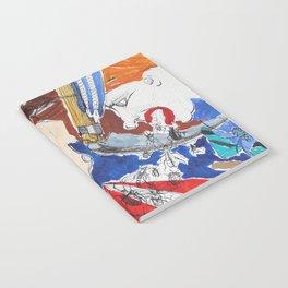 Side-Splitting Notebook