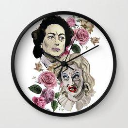 Whatever Happened To BabyJane Wall Clock