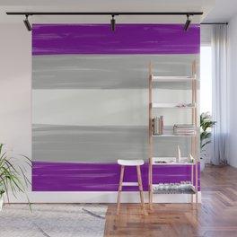 Pastel Greysexual Wall Mural