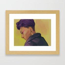 liepard!tao Framed Art Print