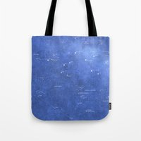 archer Tote Bags featuring Archer by Lukasz Baka