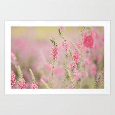 pinkalicious Art Print