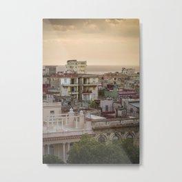 Havana nº 7 Metal Print