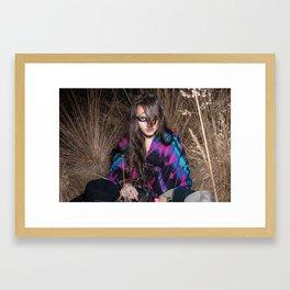 Bandit #3 Framed Art Print