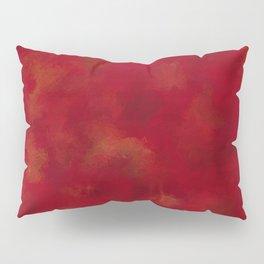 Visaripea - loud red forest Pillow Sham