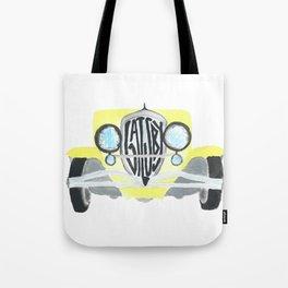 Gatsby Tote Bag