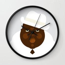 Notorious VI Wall Clock